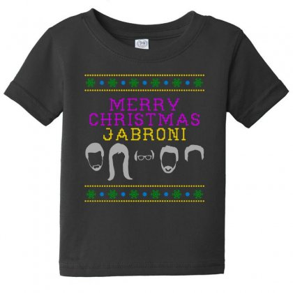 Awesome Merry Christmas Jabroni Ugly Baby Tee Designed By Meganphoebe