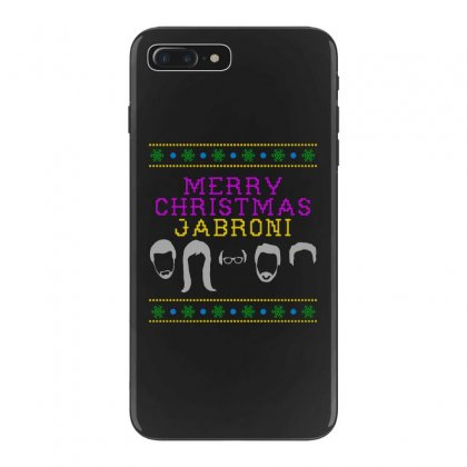 Awesome Merry Christmas Jabroni Ugly Iphone 7 Plus Case Designed By Meganphoebe