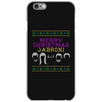 Awesome Merry Christmas Jabroni Ugly Iphone 6/6s Case Designed By Meganphoebe