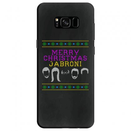 Awesome Merry Christmas Jabroni Ugly Samsung Galaxy S8 Case Designed By Meganphoebe