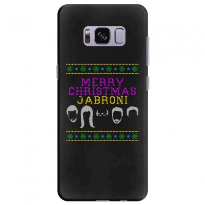 Awesome Merry Christmas Jabroni Ugly Samsung Galaxy S8 Plus Case Designed By Meganphoebe