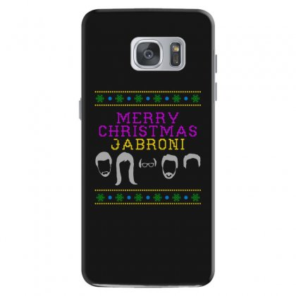 Awesome Merry Christmas Jabroni Ugly Samsung Galaxy S7 Case Designed By Meganphoebe