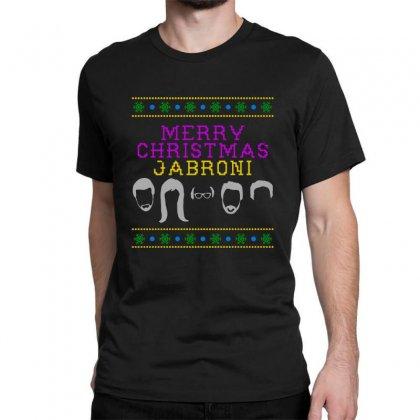 Awesome Merry Christmas Jabroni Ugly Classic T-shirt Designed By Meganphoebe