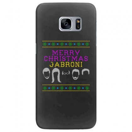 Awesome Merry Christmas Jabroni Ugly Samsung Galaxy S7 Edge Case Designed By Meganphoebe
