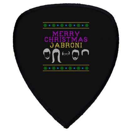 Awesome Merry Christmas Jabroni Ugly Shield S Patch Designed By Meganphoebe