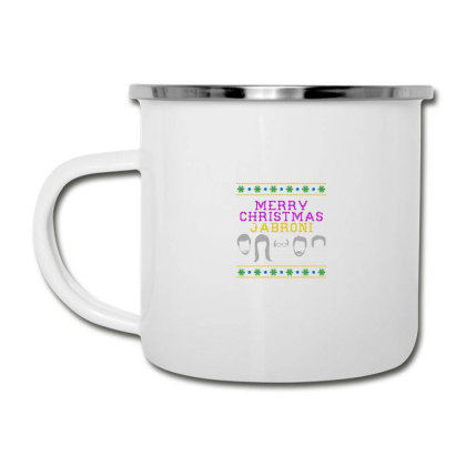 Awesome Merry Christmas Jabroni Ugly Camper Cup Designed By Meganphoebe