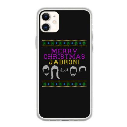 Awesome Merry Christmas Jabroni Ugly Iphone 11 Case Designed By Meganphoebe