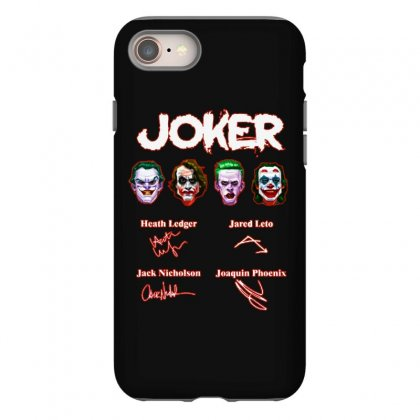 Funny Jokers Signatures Iphone 8 Case Designed By Meganphoebe