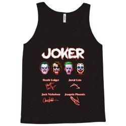 funny jokers signatures Tank Top | Artistshot