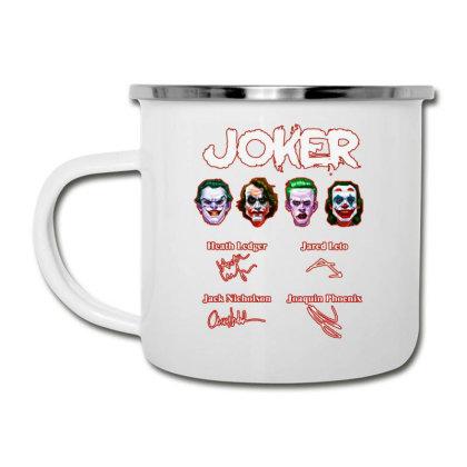 Funny Jokers Signatures Camper Cup Designed By Meganphoebe