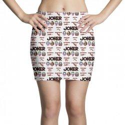 jokers signatures funny Mini Skirts | Artistshot