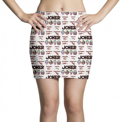 Jokers Signatures Funny Mini Skirts Designed By Meganphoebe