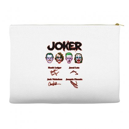Jokers Signatures Funny Accessory Pouches Designed By Meganphoebe
