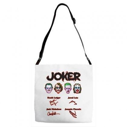 Jokers Signatures Funny Adjustable Strap Totes Designed By Meganphoebe