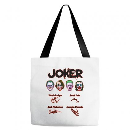 Jokers Signatures Funny Tote Bags Designed By Meganphoebe