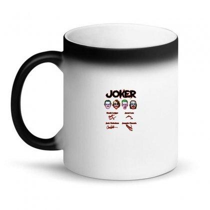 Jokers Signatures Funny Magic Mug Designed By Meganphoebe