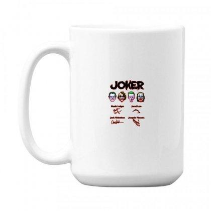 Jokers Signatures Funny 15 Oz Coffe Mug Designed By Meganphoebe