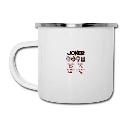 Jokers Signatures Funny Camper Cup Designed By Meganphoebe