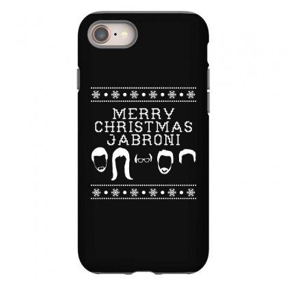 Merry Christmas Jabroni Ugly Iphone 8 Case Designed By Meganphoebe