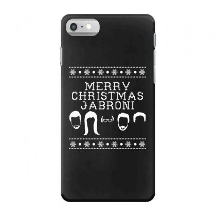 Merry Christmas Jabroni Ugly Iphone 7 Case Designed By Meganphoebe