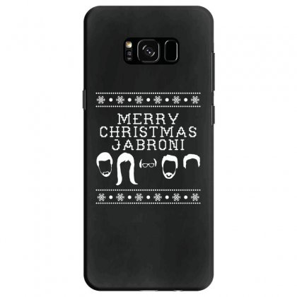 Merry Christmas Jabroni Ugly Samsung Galaxy S8 Case Designed By Meganphoebe