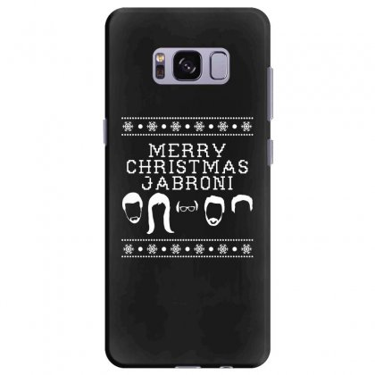 Merry Christmas Jabroni Ugly Samsung Galaxy S8 Plus Case Designed By Meganphoebe