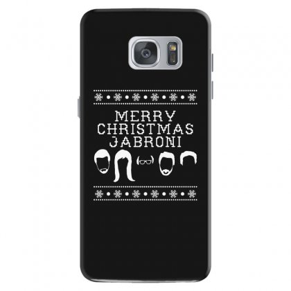 Merry Christmas Jabroni Ugly Samsung Galaxy S7 Case Designed By Meganphoebe