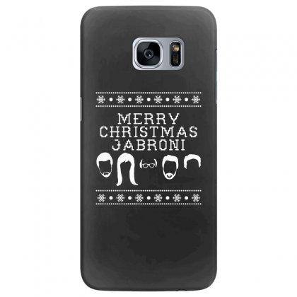Merry Christmas Jabroni Ugly Samsung Galaxy S7 Edge Case Designed By Meganphoebe