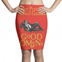 a z fell book shop Pencil Skirts | Artistshot