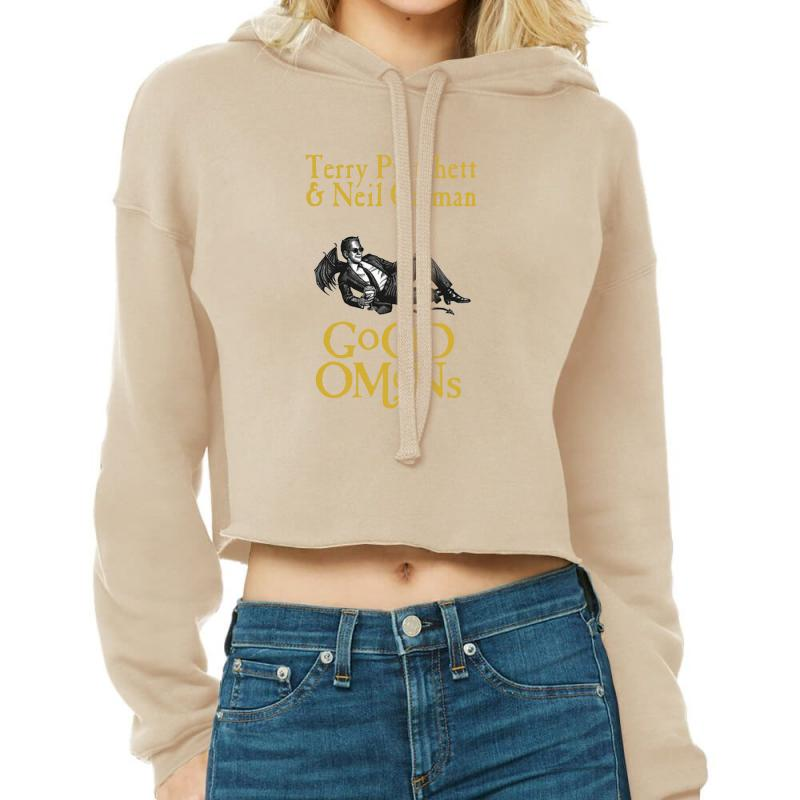A Z Fell Book Shop Cropped Hoodie | Artistshot