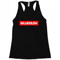 billie eilish merch Racerback Tank | Artistshot