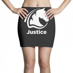justice animal Mini Skirts | Artistshot