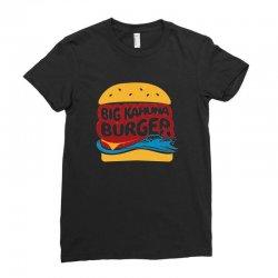 big kahuna burger Ladies Fitted T-Shirt | Artistshot