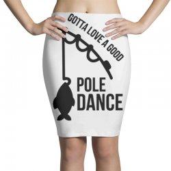 pole dance Pencil Skirts   Artistshot