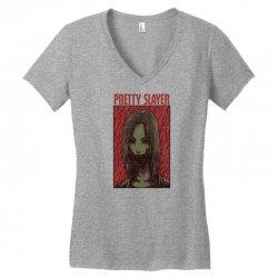 pretty layer Women's V-Neck T-Shirt | Artistshot