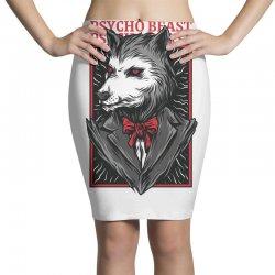 psycho beast Pencil Skirts | Artistshot