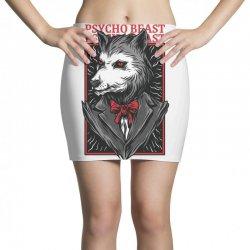 psycho beast Mini Skirts | Artistshot