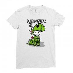 purranysaurus rex Ladies Fitted T-Shirt   Artistshot