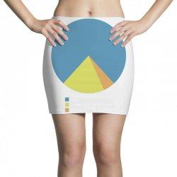 pyramid pie Mini Skirts | Artistshot