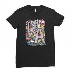 ra Ladies Fitted T-Shirt | Artistshot