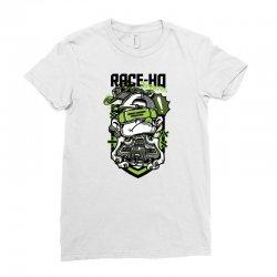 race hq Ladies Fitted T-Shirt | Artistshot