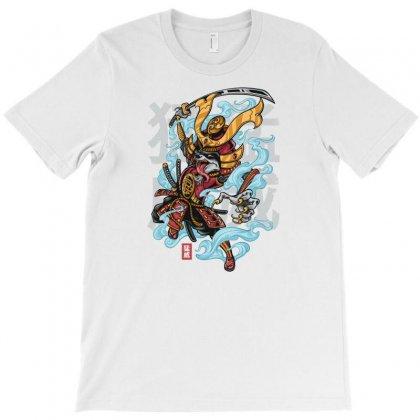 Rage Raccoon T-shirt Designed By Daudart