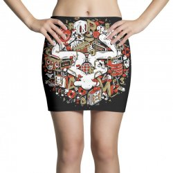 ram Mini Skirts | Artistshot