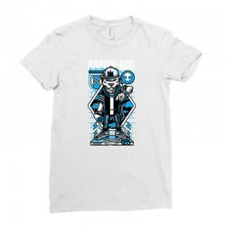rappin god Ladies Fitted T-Shirt | Artistshot