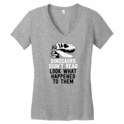 read books Women's V-Neck T-Shirt | Artistshot