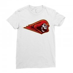 red reaper Ladies Fitted T-Shirt | Artistshot