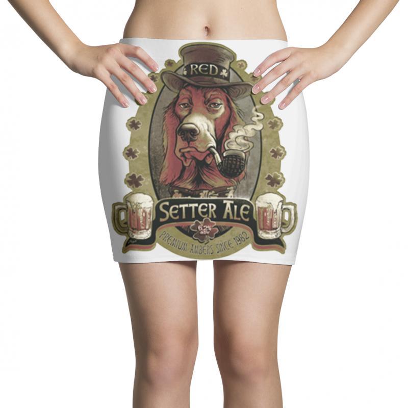 Red Setter Irish Ale Mini Skirts | Artistshot