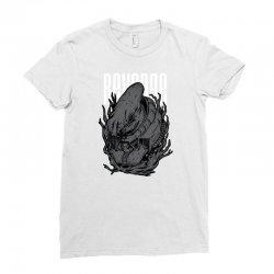 revenge monster Ladies Fitted T-Shirt | Artistshot