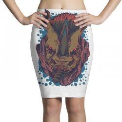 rhino boss Pencil Skirts | Artistshot