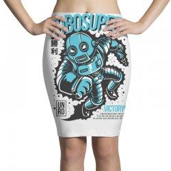 robosuper Pencil Skirts | Artistshot